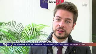 Yvelines | Une navette autonome en expérimentation en 2021 à Saint-Quentin-en-Yvelines