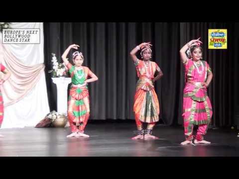 Europe's Next Bollywood Dance 2015 Frankfurt (Media Punjab TV)