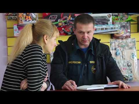 Прокуратура совместно с МЧС проверила пожарную безопасность самых крупных ТРЦ и ДК Качканара