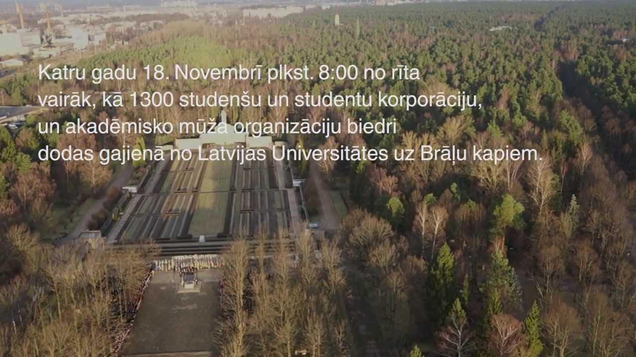 Studentu korporāciju gājiens 18. novembrī 2013