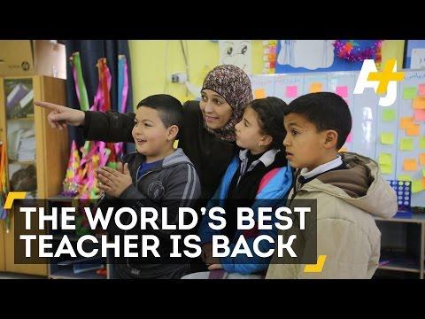 World's Best Teacher Back To School