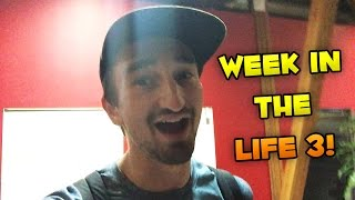 Week In The Life of Jerome: Machinima Headquarters #3