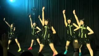 平成26年6月28日(土) 鹿児島県 鹿児島市 CAPARVOホールで行われた、あいどるぱぁてぃに出演された、山口活性学園のライブ映像です。