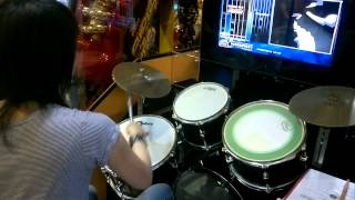 drummer girl -kryzia- (song -CANON ROCK-)