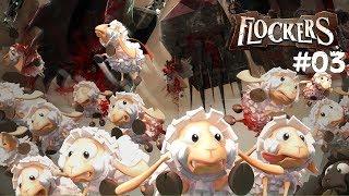 FLOCKERS: #003 - Das EINE Schaf! - Let's Play Flockers Deutsch / German