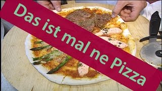 Italienische Pizza I Pizza selfmade | How to do pizza?