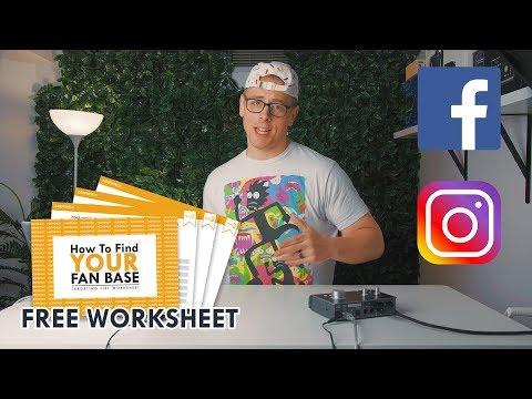 FREE Fan Targeting Cheatsheet For Facebook & Instagram Ads