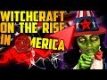 LED - Witch Way America | Witchcraft on the RISE