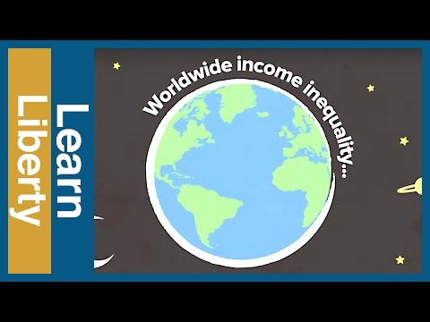 Income Inequality and the Effects of Globalization - Learn Liberty