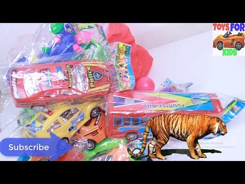 learn-colors-with-surprise-toys-!-funny-finger-family-nursery-rhymes-!-4k-2018-#toys-for-kids-videos