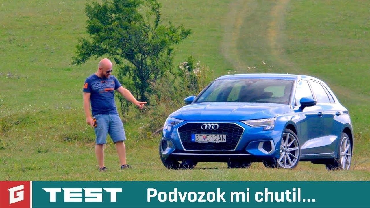 AUDI A3 Sportback 2020 - 35 TDI STR - TEST - GARAZ.TV - feat. PilC - YouTube