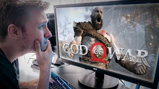 GOD OF WAR на ПК