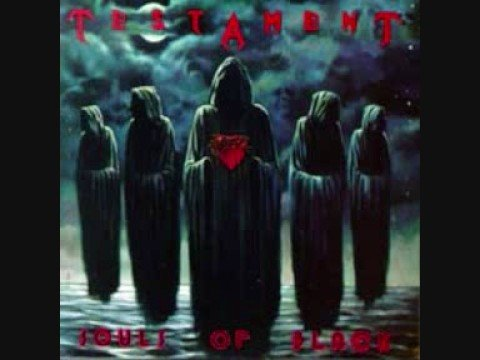 """Souls of Black (Re-Recording)"" - Testament"