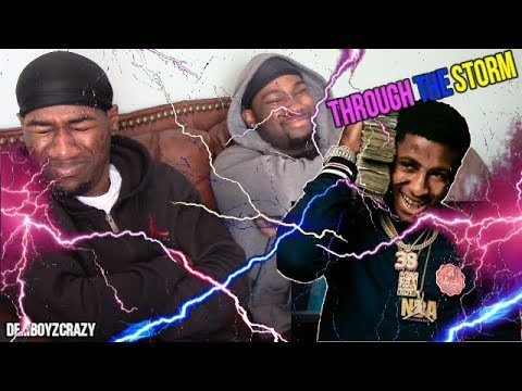 YoungBoy Never Broke Again - Through The Storm(Reaction)LITTT!!!