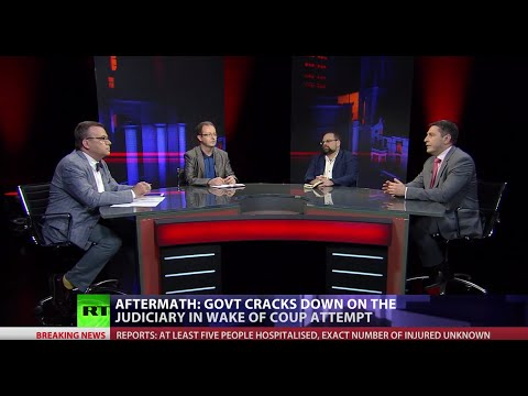 CrossTalk on Turkey: Bullhorns on the coup