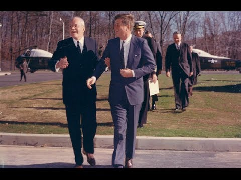 JFK Tapes - Chinese Intentions & The Sino-Soviet Split, NSC Meeting (7/31/63)