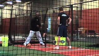 Training with Jermaine Clark