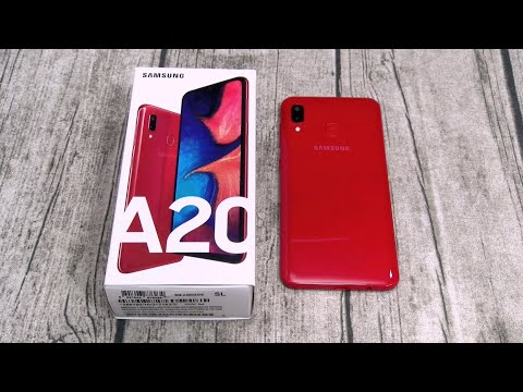 """samsung-galaxy-a20-""""real-review"""""""