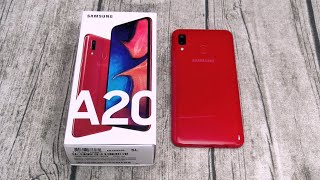 "Samsung Galaxy A20 ""Real Review"""
