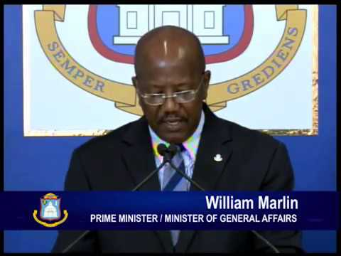 CHRISTMAS ADDRESS #2 - PRIME MINISTER WILLIAM MARLIN CHRISTMAS MESSAGE 2016