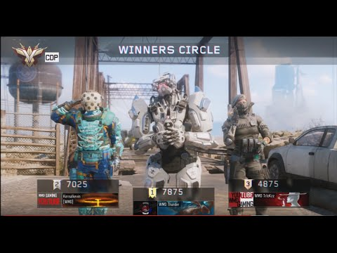 BO3:   6-Man Demolition & Search & Destroy Gameplay on Fringe and Infection