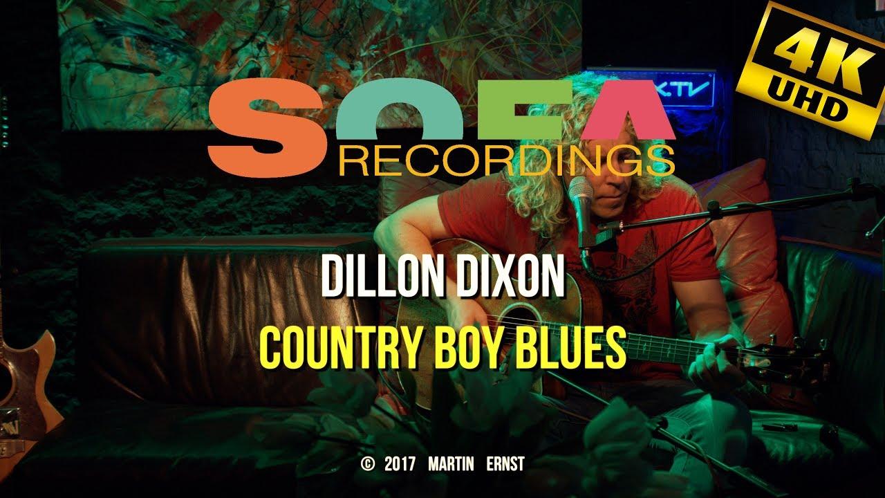 SofaRecordings Dillon Dixon