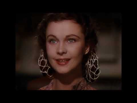 Scarlett O'Hara's best lines (Gone with the Wind)