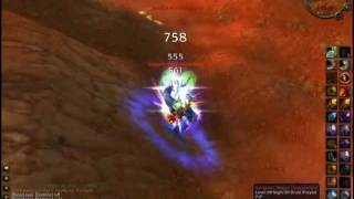 Unbreakable Warlord Shaman WoW PvP Ragnaros Sulfuras