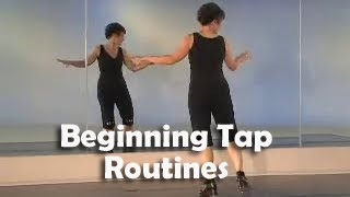 Beginning Tap Routines with Lyn Cramer