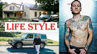 Chester Bennington Biography | Family | Childhood | House | Net worth | Car collection | Life style