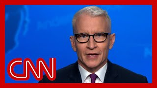 Anderson Cooper: Trump oddly silent on tax returns