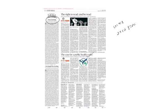 16 October 2017 The Hindu by La Excellence IAS