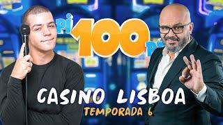 Pi100pé Casino Lisboa - Fernando Rocha e Victor Sarro