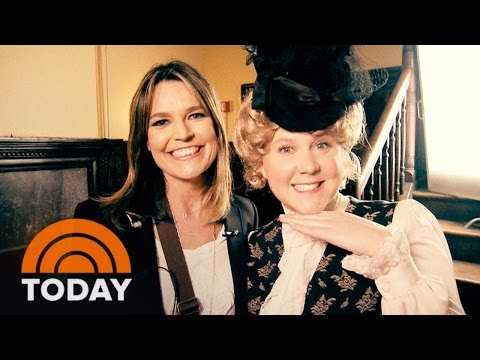 Savannah Guthrie Fan-Girls Out As Amy Schumer's Intern | TODAY