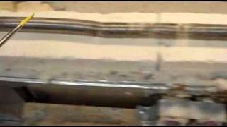 Самодельная печь для закалки металлов. часть 1