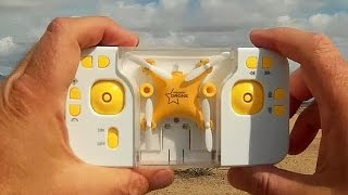 Lishitoys L6058 Nano Pocket Drone Flight Test Review