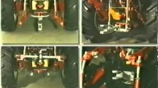видео трактор в Беларусе и различное навесное оборудование