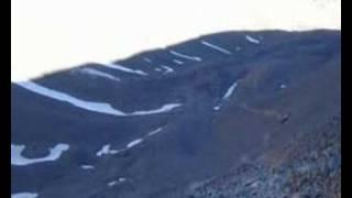 MGOUN (4069 m) ALTO ATLAS MARRUECOS