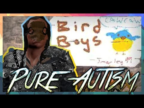 Pure Unregulated Autism aka The Bird Boys | Rust