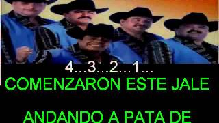 CHINGON DE CHINGONES LOS RAZOS KARAOKE