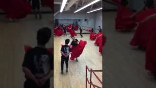 Jarabe Tapatio (Jalisco) Ballet Folklorico Huehuecoyotl pasos