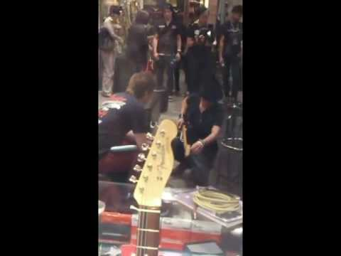 Inoran [Luna Sea] in Thailand @Music Concept