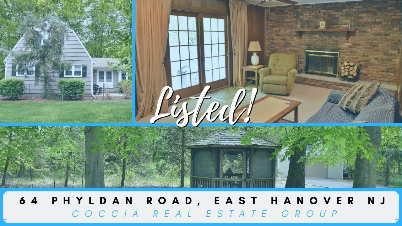 64 Phyldan Road | Homes for Sale East Hanover, NJ