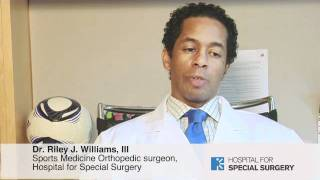 Ready for the start of nba season? head team physician nets basketball, dr. riley williams, discusses what types injuries may affect players retur...