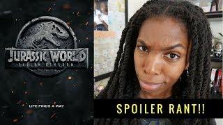 Jurassic World: Fallen Kingdom Movie Review!