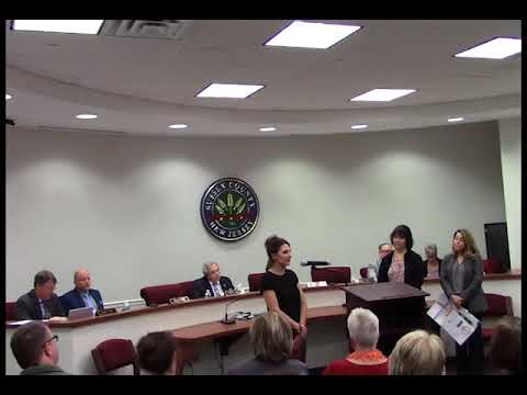 January 24 2018 Sussex County Board of Chosen Freeholders