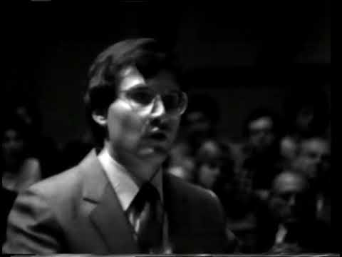 Ames Moot Court Competition 1983