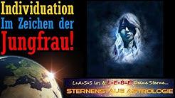 Astrologie - Individuation im Zeichen der  Jungfrau - Horoskop Individuationstrigon