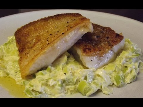 How To Cook Red-fish/Norway Haddock.