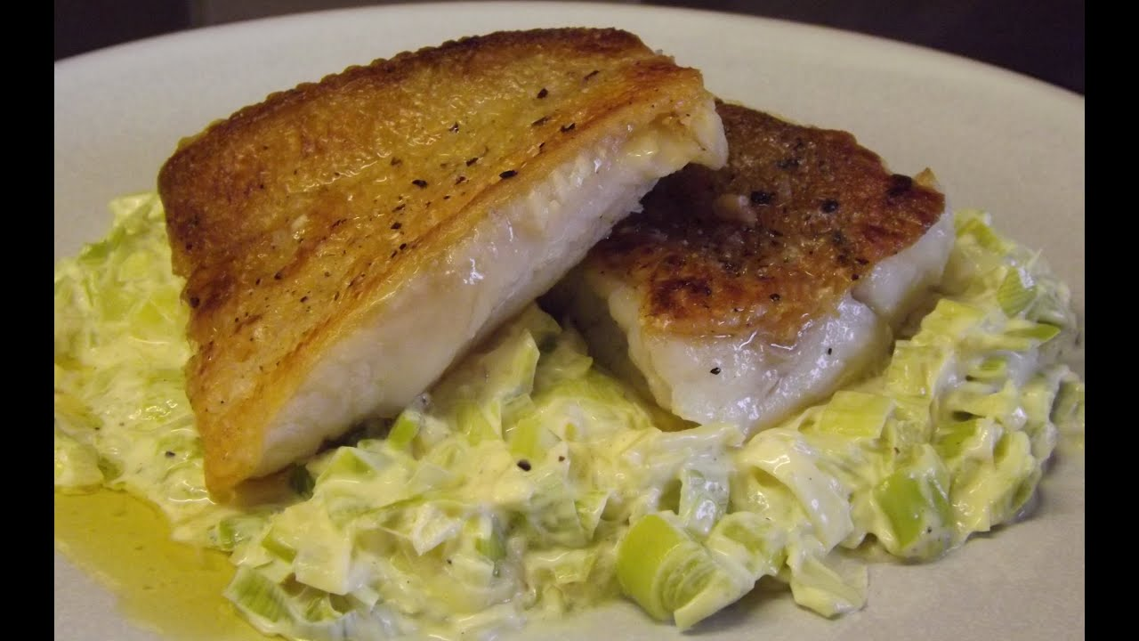 How To Cook Red Fish Norway Haddock Youtube